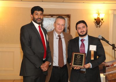 Young Physician Award First Prize-Wassim Mosleh, MD1